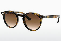 solbrille Ray-Ban Junior RJ9064S 152/13 - Brun, Havanna