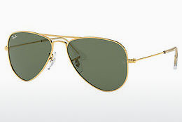 solbrille Ray-Ban Junior Junior Aviator (RJ9506S 223/71) - Gull