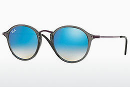 solbrille Ray-Ban Round Flat Lenses (RB2447N 62554O)