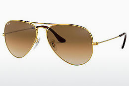 solbrille Ray-Ban AVIATOR LARGE METAL (RB3025 001/51)