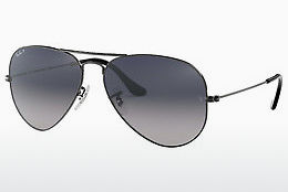 solbrille Ray-Ban AVIATOR LARGE METAL (RB3025 004/78) - Grå
