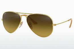 solbrille Ray-Ban AVIATOR LARGE METAL (RB3025 112/85) - Gull