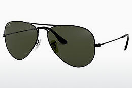 solbrille Ray-Ban AVIATOR LARGE METAL (RB3025 L2823) - Sort