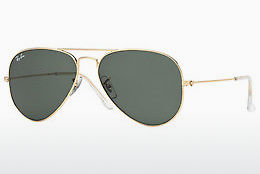 solbrille Ray-Ban AVIATOR LARGE METAL (RB3025 W3234) - Gull