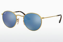 solbrille Ray-Ban ROUND METAL (RB3447N 001/9O)