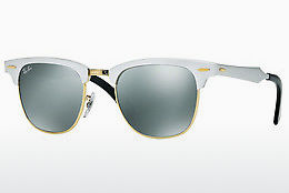 solbrille Ray-Ban CLUBMASTER ALUMINUM (RB3507 137/40)