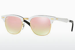 solbrille Ray-Ban CLUBMASTER ALUMINUM (RB3507 137/7O)