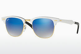 solbrille Ray-Ban CLUBMASTER ALUMINUM (RB3507 137/7Q)