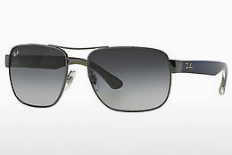 solbrille Ray-Ban RB3530 004/8G - Grå