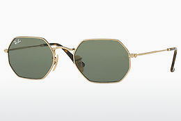solbrille Ray-Ban Octagonal (RB3556N 001) - Gull