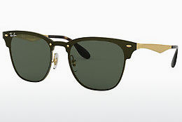 solbrille Ray-Ban Blaze Clubmaster (RB3576N 043/71)