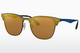 solbrille Ray-Ban Blaze Clubmaster (RB3576N 90377J)