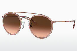 solbrille Ray-Ban RB3647N 9069A5 - Rosa