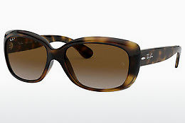 solbrille Ray-Ban JACKIE OHH (RB4101 710/T5) - Brun, Havanna