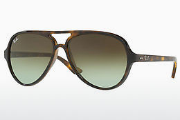 solbrille Ray-Ban CATS 5000 (RB4125 710/A6) - Brun, Havanna