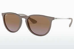 solbrille Ray-Ban ERIKA (RB4171 600068) - Rosa, Sand