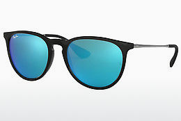 solbrille Ray-Ban ERIKA (RB4171 601/55) - Sort