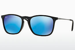 solbrille Ray-Ban CHRIS (RB4187 601/55) - Sort