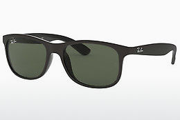 solbrille Ray-Ban ANDY (RB4202 606971) - Sort
