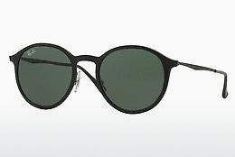 solbrille Ray-Ban Round Light Ray (RB4224 601S71) - Sort