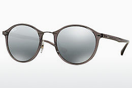 solbrille Ray-Ban Round Ii Light Ray (RB4242 620088) - Grå