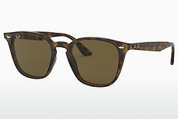 solbrille Ray-Ban RB4258 710/73 - Brun, Havanna