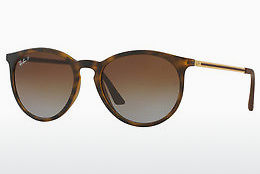 solbrille Ray-Ban RB4274 856/T5 - Brun, Havanna