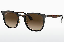 solbrille Ray-Ban RB4278 628313 - Brun, Havanna