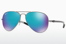 solbrille Ray-Ban RB8317CH 029/A1 - Grå