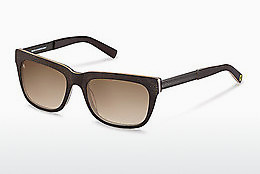 solbrille Rocco by Rodenstock RR318 F - Brun, Sand