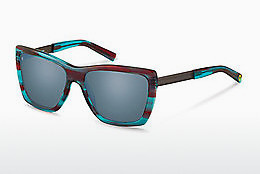 solbrille Rocco by Rodenstock RR320 D - Rød