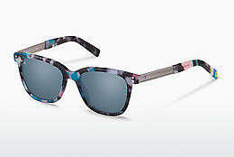 solbrille Rocco by Rodenstock RR321 D - Purpur, Rosa, Brun, Havanna