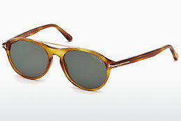 solbrille Tom Ford Cameron (FT0556 53N) - Havanna, Yellow, Blond, Brown