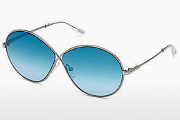 solbrille Tom Ford FT0564 14X - Grå, Shiny, Bright