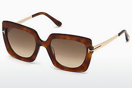 solbrille Tom Ford FT0610 53F - Havanna, Yellow, Blond, Brown