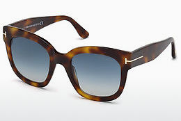 solbrille Tom Ford FT0613 53W - Havanna, Yellow, Blond, Brown