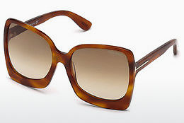 solbrille Tom Ford FT0618 53F