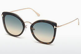 solbrille Tom Ford FT0657 53P