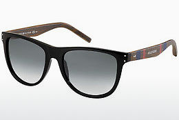 solbrille Tommy Hilfiger TH 1112/S 4K1/JJ - Sort