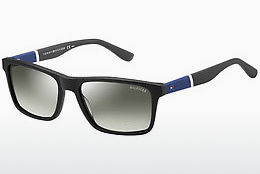 solbrille Tommy Hilfiger TH 1405/S FMV/IC - Sort, Grå