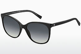 solbrille Tommy Hilfiger TH 1448/S 8Y5/9O - Sort, Grå