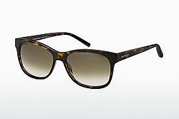 solbrille Tommy Hilfiger TH 1985 086/DB - Brun, Havanna