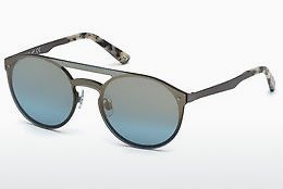 solbrille Web Eyewear WE0182 09X - Grå, Matt