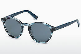 solbrille Web Eyewear WE0187 92V - Blå
