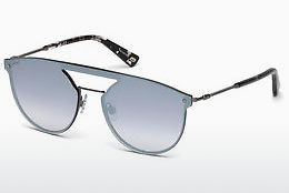 solbrille Web Eyewear WE0193 08C - Grå, Shiny