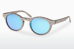 solbrille Wood Fellas Flaucher (10754 1167-5130)