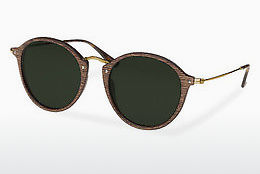solbrille Wood Fellas Nymphenburg (10760 1185-5115)