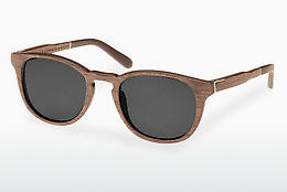 solbrille Wood Fellas Bogenhausen (10762 1187-5221)