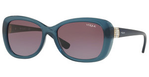 Vogue VO2943SB 25348H VIOLET GRADIENTOPAL LIGHT BLUE