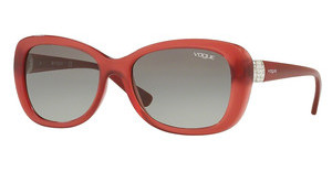 Vogue VO2943SB 261211 GREY GRADIENTOPAL RED
